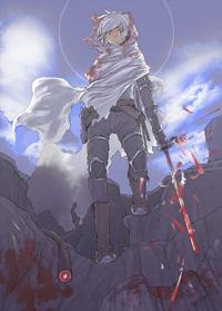 DanMachi Light Novel Volume 10 Cover Art