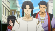 Takemikazuchi, Mikoto, and Ouka