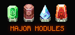 Major Modules