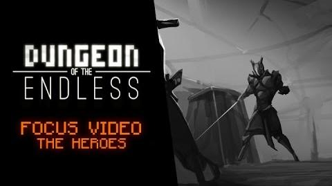 Dungeon of the Endless - Focus Video - The Heroes