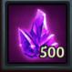 Magiccrystal500