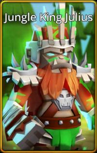 Jungle King Julius skin
