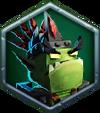 Cruel King token 1