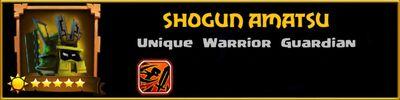 Profile Shogun Amatsu