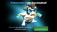 Yokozuna second ascension