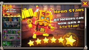 6 star heroes