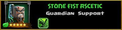 Profile Stone Fist Ascetic
