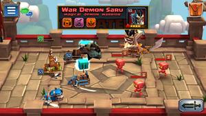 War Demon Saru