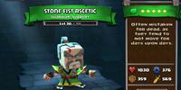 Stone Fist Ascetic