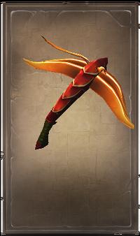 Fiery firefly thrower