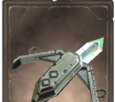 Snowrend Crossbow