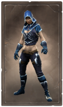 Rimesteel armor