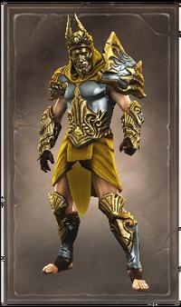 Weardian armor