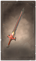Infernal greatsword