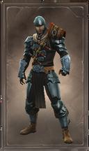 Halfshade armor