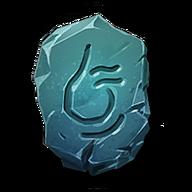Rising runestone