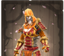 Warlord's Battle Armor