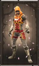 Searing battle armor