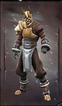 Stoic boomtusk armor