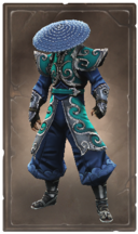 Floodswep armor