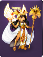 Neuth the Goddess of the Sky