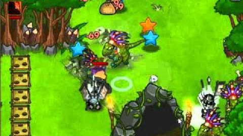 Dungeon Rampage - Inferno Ghost Samurai Glitch