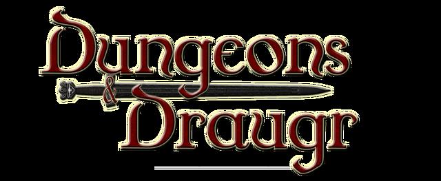 File:Dungeons&DraugrRedLogo.png