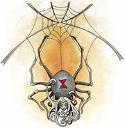 Lolth's Holy Symbol by Stephanie-Pui-Mun Law