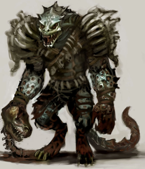File:Original lizardman by unknown - resized.png