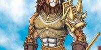 Lion-Man (4e Race)