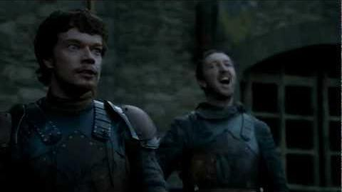 Theon Greyjoy's YOLO Speech
