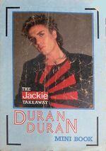 DURAN DURAN JACKIE UK MAGAZINE MINIBOOK 24 Page Special 1985 wikipedia