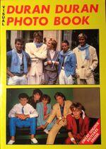 Duran duran photo book