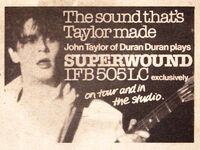 JT SUPERWOUND STRING AD AUG 1982 zpsnkdrtft7