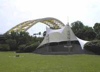 Procter & Gamble Pavilion, Sawyer Point Park, Cincinnati OH wikipedia duran duran