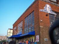 Electric Factory in Philadelphia wikipedia duran duran