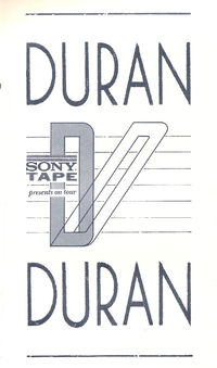 Duran duran tour wikipedia brighton