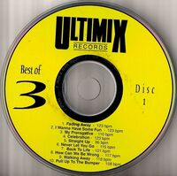 The best of ultimix 3 duran duran 2