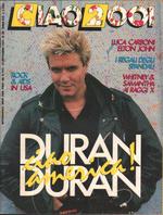 Ciao magazine duran duran italy 39 87