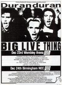 Wembley arena wikipedia duran duran archive message board nec brum
