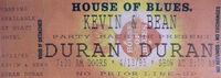 House of Blues Los Angeles CA USA wikipedia duran duran ticket stub
