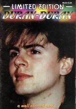 Magazine Duran Duran - Limited Edition No. 15