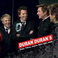 1 Recorded live at Zepp, Tokyo, Japan, April 14th, 2008. duran duran wikipedia