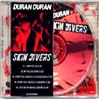 CD-DDSKIN001 skin divers promo mixes belgium bootleg duran duran wikipedia