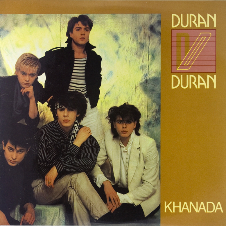 Khanada Album Duran Duran Wiki Fandom Powered By Wikia