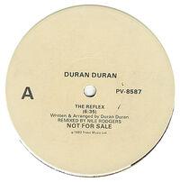 55 the reflex usa PV-8587 duran duran band discography discogs duranduran.com music