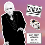 Last Night In Atlanta wikipedia duran duran twitter disgogs
