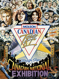 All you need is now duran duran canadian tour