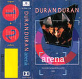 322 arena album duran duran EMI · NEW ZEALAND · TC EMC 234 discography discogs music wiki