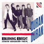 New york ny burning bright duran duran duran duran usa